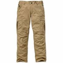 Werkbroek Carhartt Men Force Extreme Rugged Flex Pant Dark Khaki