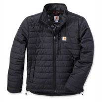 Jacke Carhartt Gilliam Jacket Black Herren
