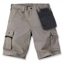 Werkshorts Carhartt Men Emea Multipocket Ripstop Short Desert