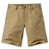 Werkshorts Carhartt Men Rugged Stretch Canvas Short Dark Khaki