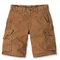 Werkshorts Carhartt Men Ripstop Work Short Carhartt Brown