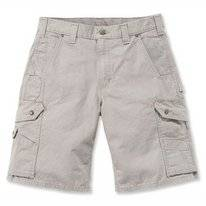 Werkshorts Carhartt Men Ripstop Work Short Desert