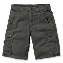 Werkshorts Carhartt Men Ripstop Work Short Moss