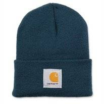 Mütze Carhartt Acrylic Watch Hat Navy Heather Damen