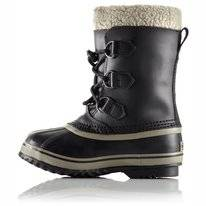 Sorel Children Pac TP Black