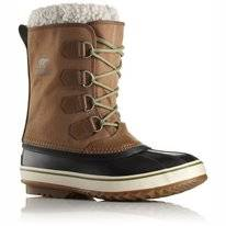Sorel Men 1964 Pac Nylon Nutmeg Black