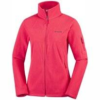 Vest Columbia Fast Trek II Jacket Red Camellia