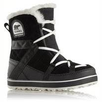 Sorel Women Glacy Explorer Shortie Black
