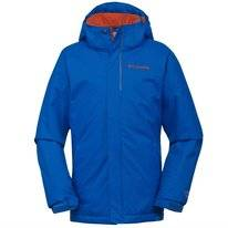 Skijacke Columbia Twist Tip Jacket Kids Super Blau Kinder