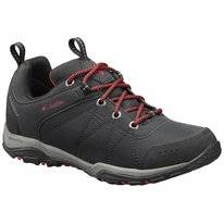 Wanderschuh Columbia Fire Venture Waterproof Black Damen