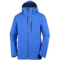 Skijacke Columbia Wild Card Jacket Men's Super Blau Herren