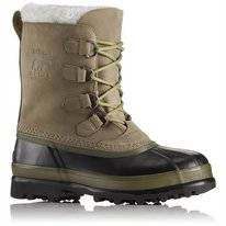 Sorel Men Caribou Sage Black