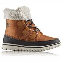 Sorel Women Cozy Carnival Caramel Black