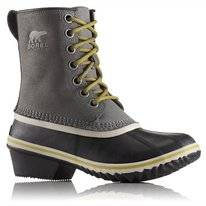 Sorel Women Slimpack 1964 Quarry Antique Moss