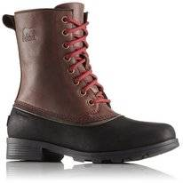 Sorel Dames Emelie 1964 Redwood Black