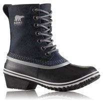 Sorel Women Slimpack 1964 Collegiate Navy Black