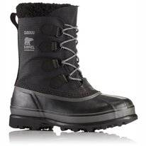 Sorel Men Caribou Reflective WL Black