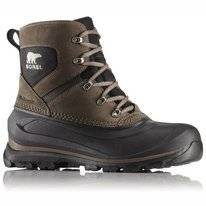Sorel Men Buxton Lace Major Black