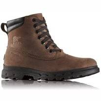 Sorel Men Portzman Lace Tobacco
