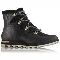 Sorel Dames Sneakchic Alpine Black
