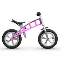 Loopfiets FirstBike Street Pink No Brake