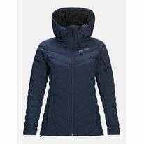 Skijacke Peak Performance Frost Blue Shadow Damen