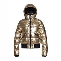 Ski Jas Goldbergh Women Aura No Fur Gold