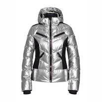 Ski Jas Goldbergh Women Fjal No Fur Silver