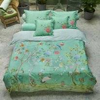 Housse de Couette PIP Studio Good Morning Green Percale