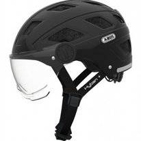 Helm Abus Hyban+ Clear Visor Black