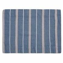 Placemat Marc O'Polo Jona Smoke Blue