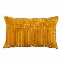 Coussin KAAT Amsterdam Aura Ocre (30 x 50)