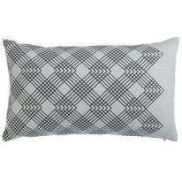 Coussin KAAT Amsterdam Valence Gris (30x50 cm)
