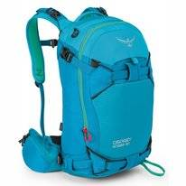 Skirucksack Osprey Kresta 30 Powder Blue Damen (S/M)