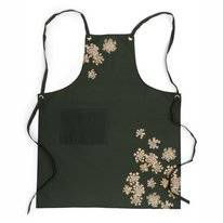 Schürze Essenza Lauren Apron Dark Green