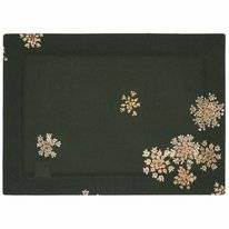 Placemat Essenza Lauren Placemat Dark Green (35 x 50 cm)