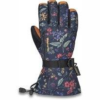 Handschoen Dakine Women Leather Sequoia Gore-Tex Glove Botanics