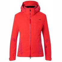 Ski Jas KJUS Women Laina Jacket Fiery Red
