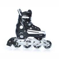 Inline Skate Tempish Magic Rebel Black White