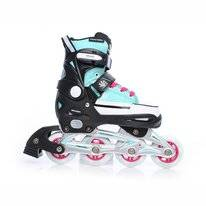 Inline Skate Tempish Magic Rebel Blue Yellow