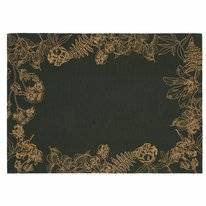 Placemat Essenza Masterpiece Placemat Dark Green (35 x 50 cm)