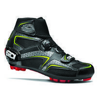 Mountainbikeschoen Sidi Frost Gore Black Yellow