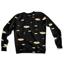 Pyjama Pullover SNURK Eggs in Space Herren