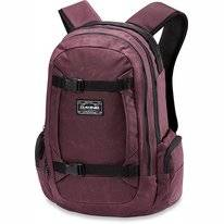 Skirucksack Dakine Mission 25L Plum Shadow Violett