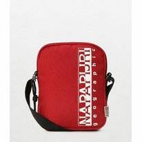 Umhängetasche Napapijri Happy Crossbody Small Red Scarlet