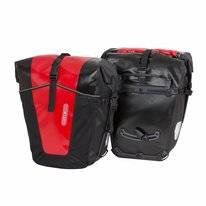 Fietstas Ortlieb Back Roller Pro Classic QL2.1 78L Red Black (2-Delig)