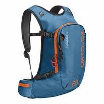 Skirucksack Ortovox Cross Rider 20 Blue Sea Blau