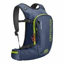 Skirucksack Ortovox Cross Rider 20 Night Blue Blau