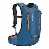 Skirucksack Ortovox Powder Rider 16 Blue Sea Blau