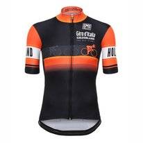 Fietsshirt Santini Giro D'Italia The Big Start-Gelderland Short Sleeve Jersey